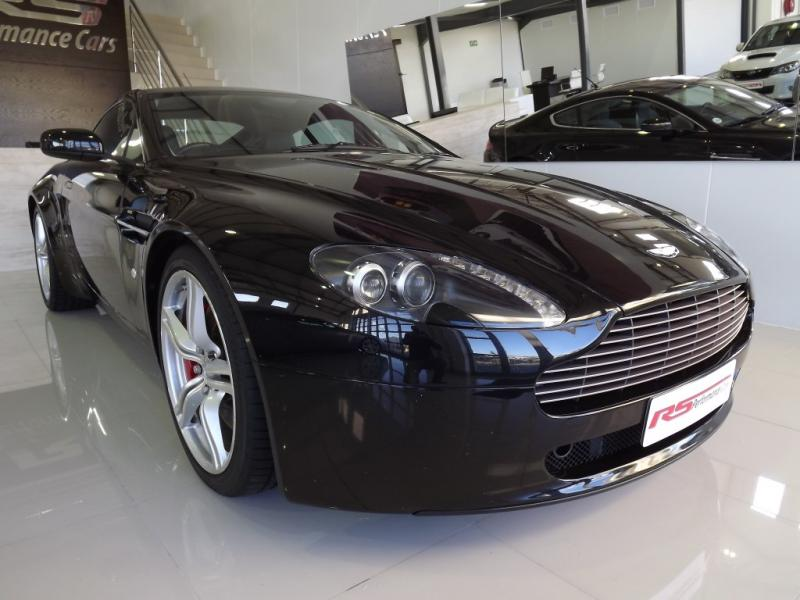 2006 aston martin v8 vantage coupe for sale r 699 000 rs performance cars quality pre owned. Black Bedroom Furniture Sets. Home Design Ideas