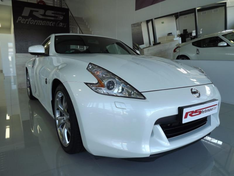 2012 Nissan 370Z Coupe A/T + Nav