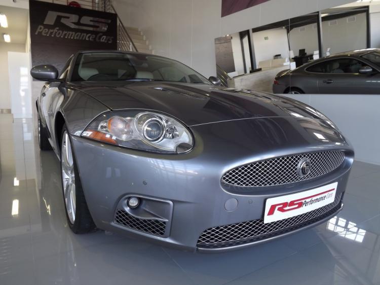 2007 Jaguar XKR Coupe (4.2 S/C)