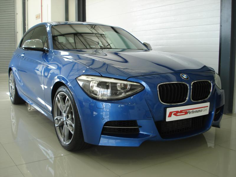 2012 BMW M135i 3DR A/T (F21)