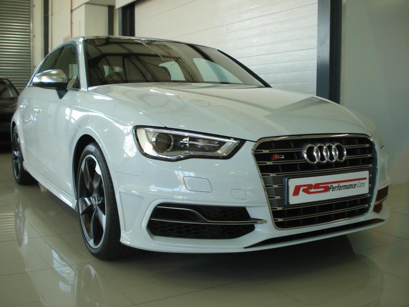 2014 Audi S3 Sportback S tronic