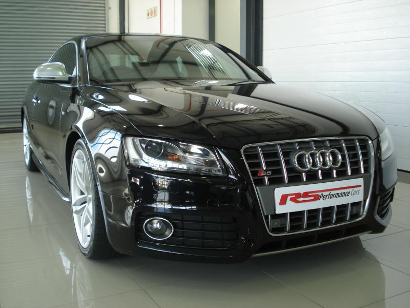2008 Audi S5 4.2 V8 quattro Coupe (M/T)