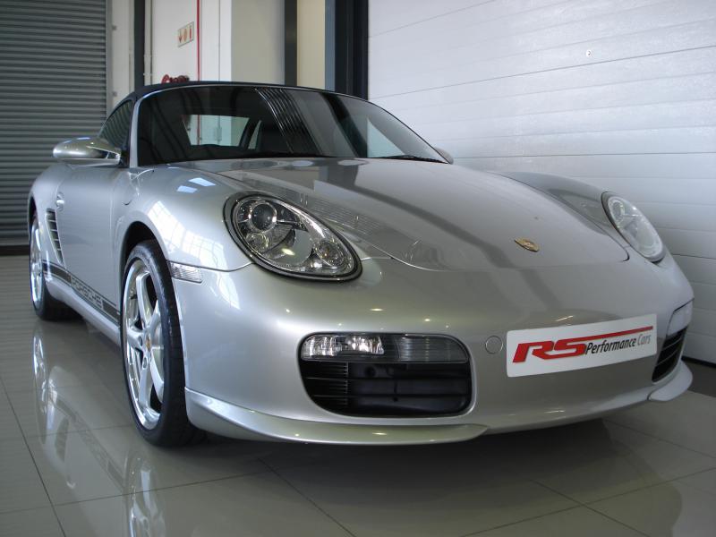 2008 Porsche Boxster (987)