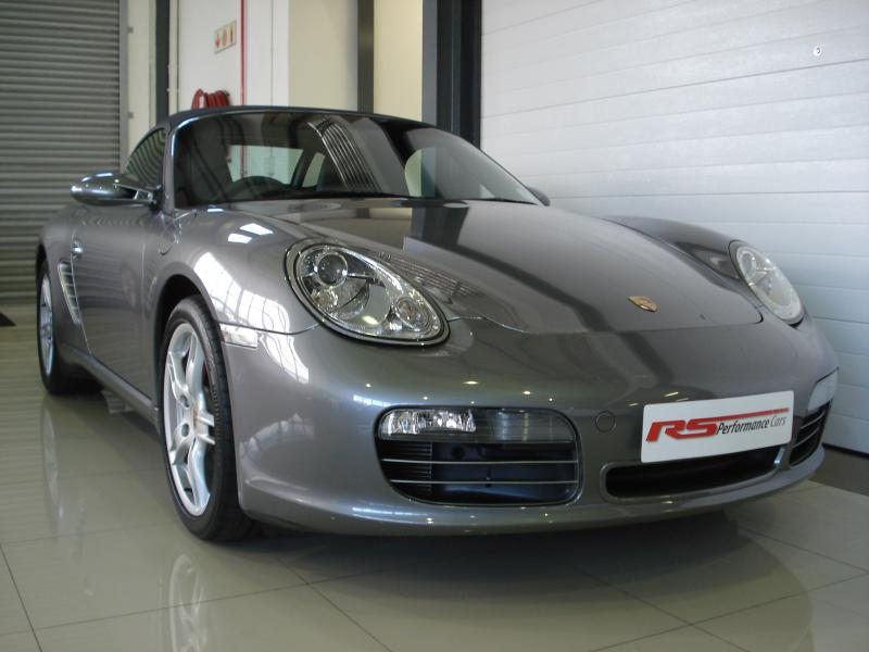 2005 Porsche Boxster S (987)