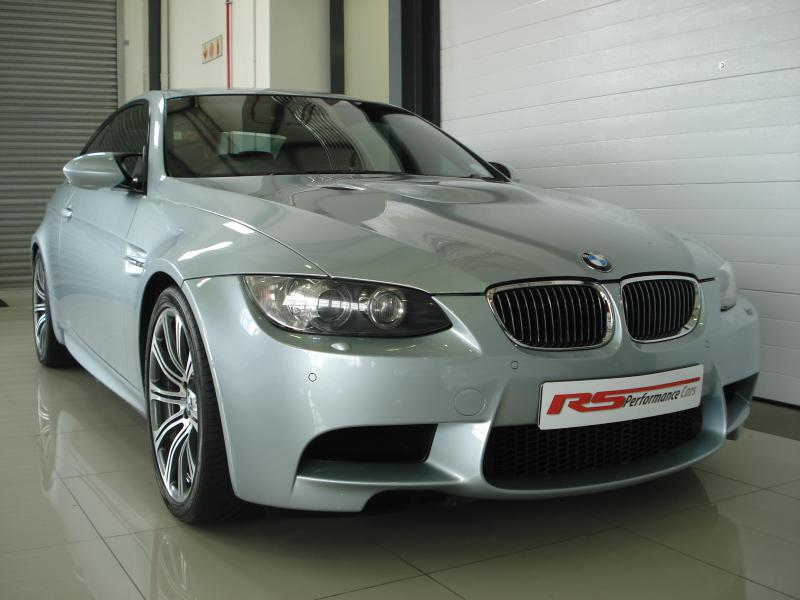 2008 BMW M3 Coupe M-DCT (AC Schnitzer)