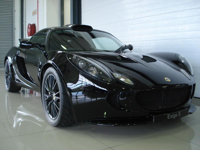 2009 Lotus Exige S 240