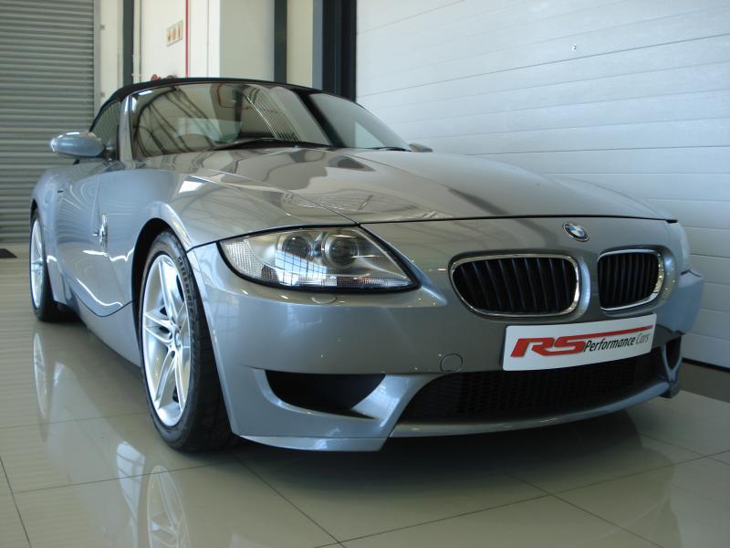 2009 BMW Z4 M Roadster
