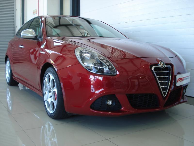 2012 Alfa Romeo Giulietta 1750 TBi QV