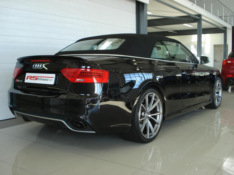 2013 audi rs5 cabriolet quattro s tronic for sale r 889 000 rs performance cars quality pre. Black Bedroom Furniture Sets. Home Design Ideas
