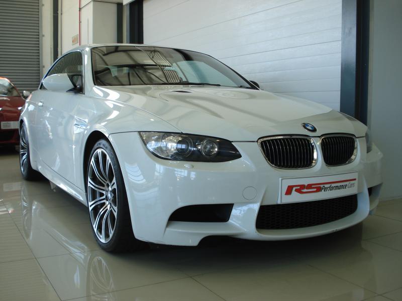 2009 BMW M3 Convertible M Dynamic M-DCT