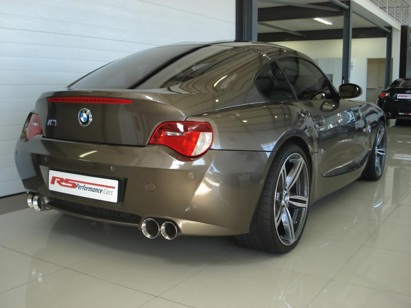 2015 M3 For Sale >> 2009 BMW Z4 M Coupe for sale: R 299,000 | RS Performance Cars | Quality pre-owned performance cars