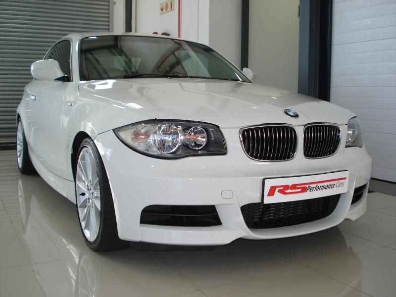 2010 BMW 135i Coupe DCT M-Sport