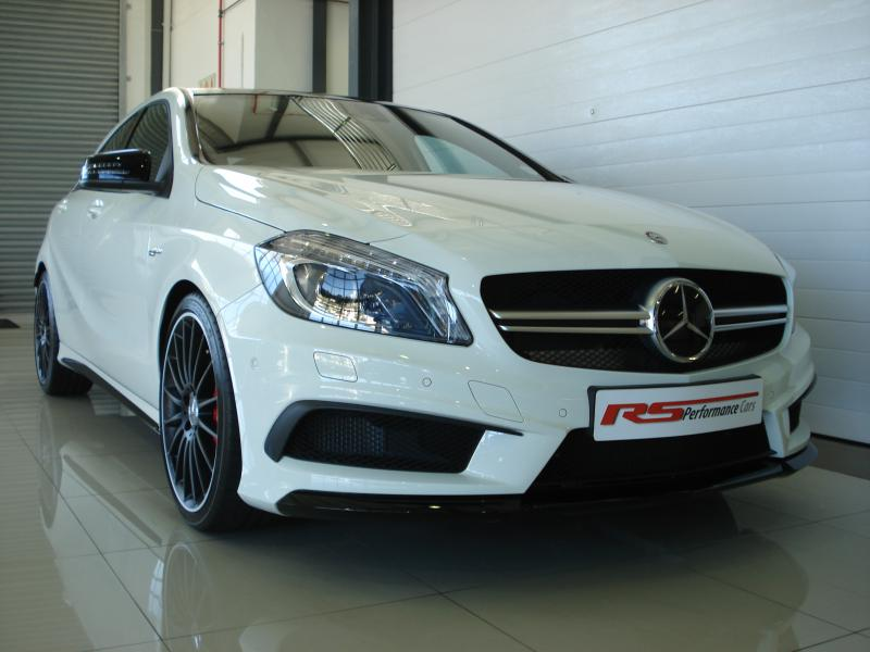 2014 Mercedes-Benz A45 AMG 4MATIC