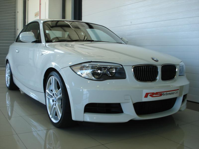 2013 BMW 135i Coupe M-Sport DCT