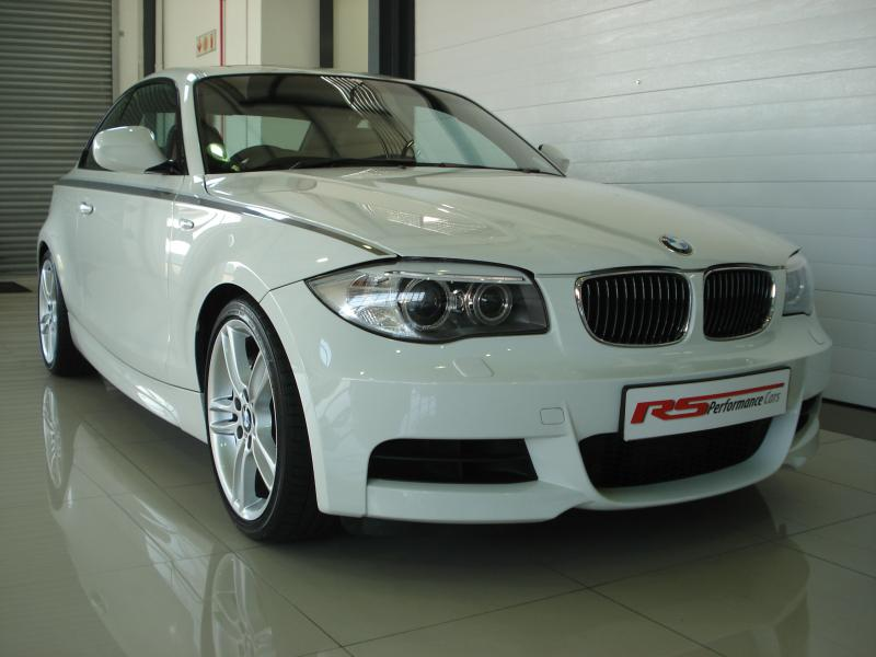 2012 BMW 135i Coupe M-Sport DCT (PPK2)