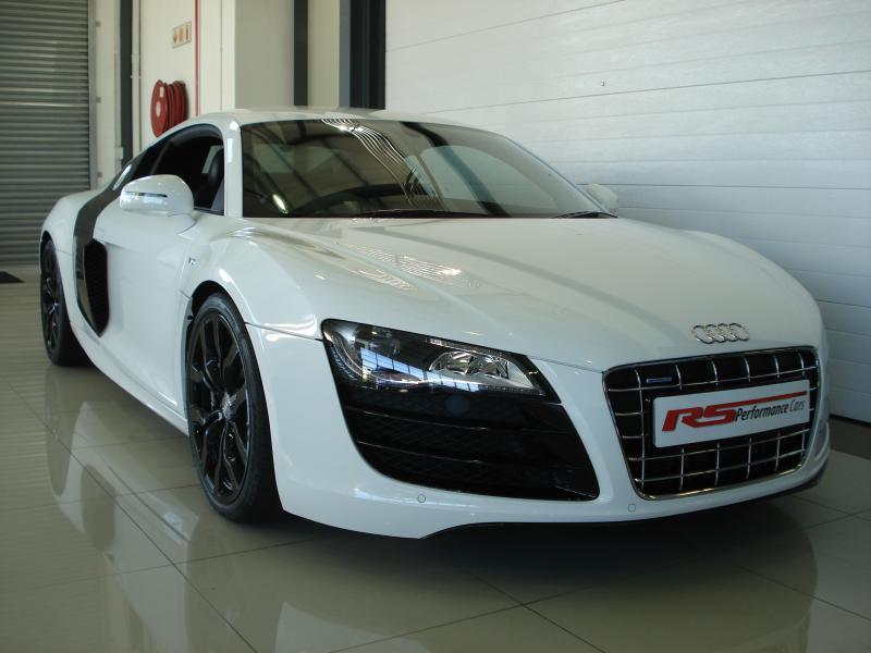 2011 Audi R8 5.2 V10 quattro M/T