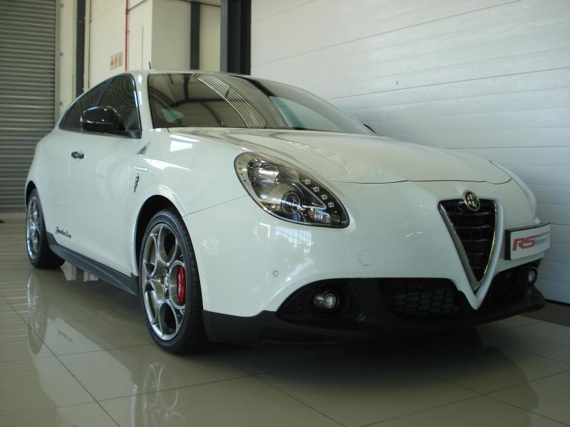 2015 Alfa Romeo Giulietta 1750 QV TCT Squadra Corse