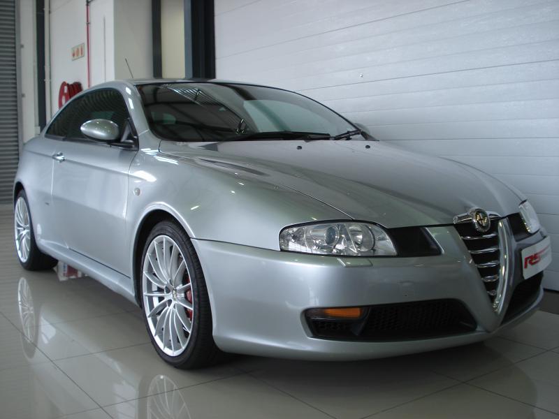 2006 Alfa Romeo GT 3.2 V6 Distinctive