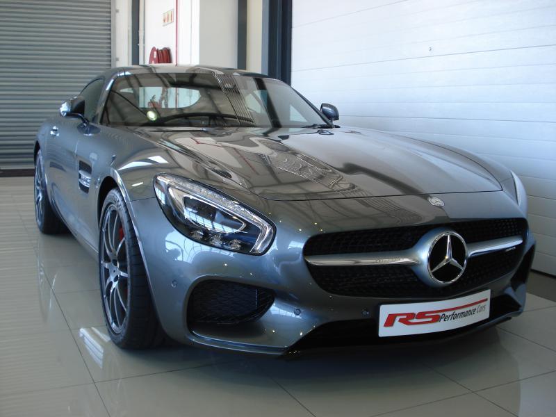 2015 Mercedes-AMG GT S
