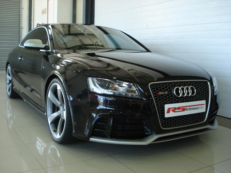 2011 Audi RS5 Coupe quattro S tronic