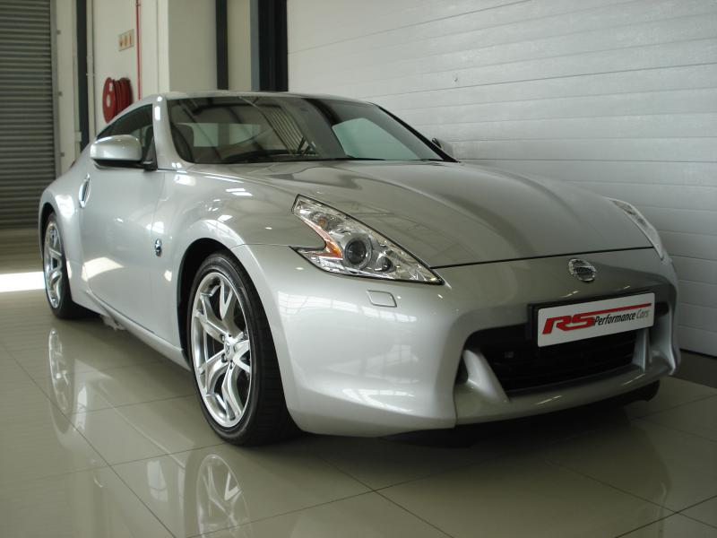 2012 Nissan 370Z Coupe A/T