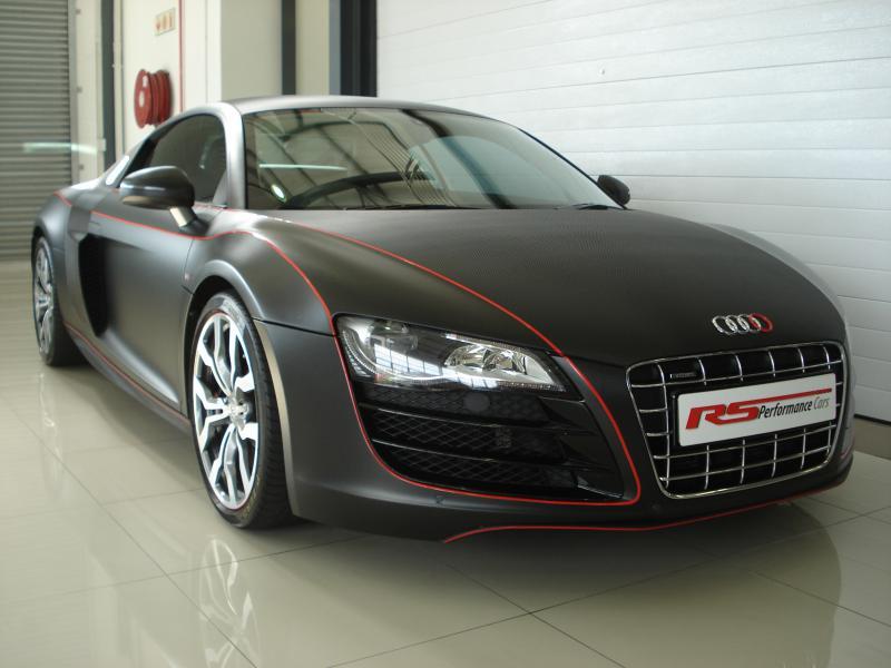 2009 Audi R8 5.2 FSI V10 quattro R tronic