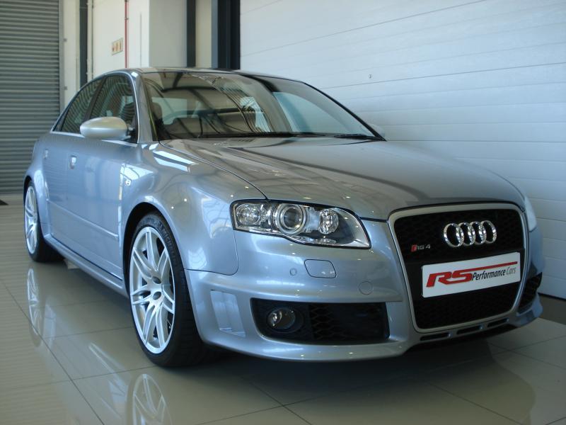 2007 Audi RS4 quattro Sedan