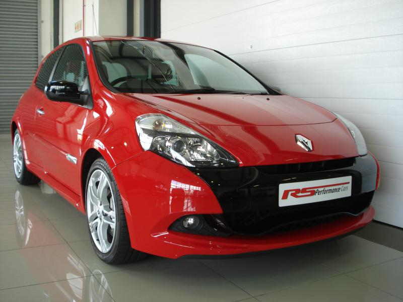 2010 Renault Clio RS 200