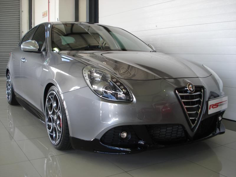2013 Alfa Romeo Giulietta 1750 TBi QV