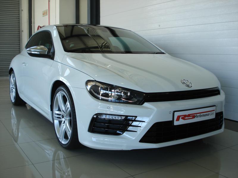 2015 VW Scirocco GP 2.0 TSI R DSG (188 kW)