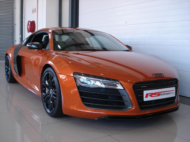 2013 Audi R8 V10 plus Coupe S Tronic