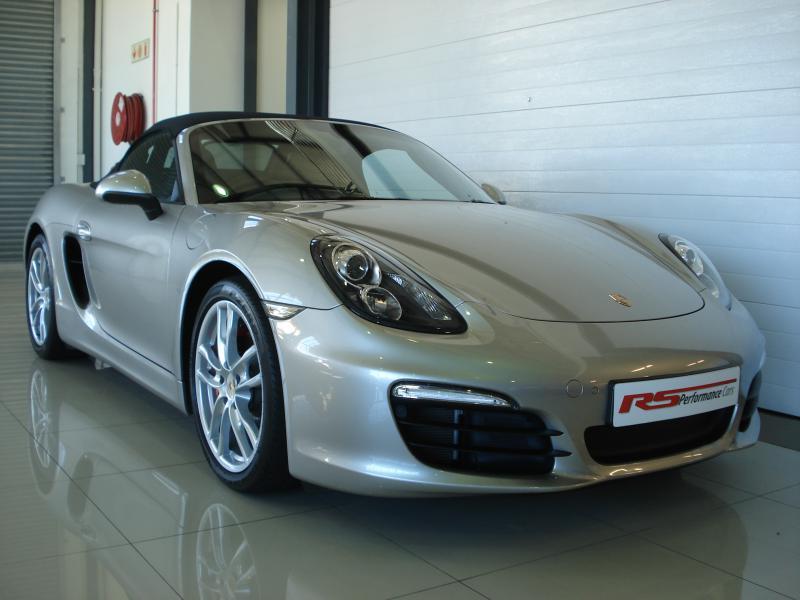 2013 Porsche Boxster S PDK