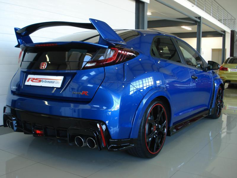 2016 honda civic type r for sale r 479 000 rs performance cars quality pre owned. Black Bedroom Furniture Sets. Home Design Ideas