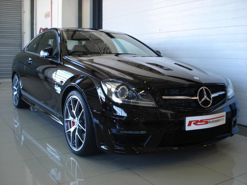 2014 Mercedes C63 AMG Edition 507 Coupe