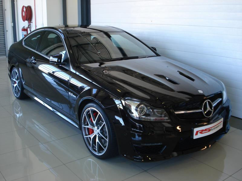 2014 mercedes c63 amg edition 507 coupe for sale r 979 000 rs performance cars quality pre. Black Bedroom Furniture Sets. Home Design Ideas