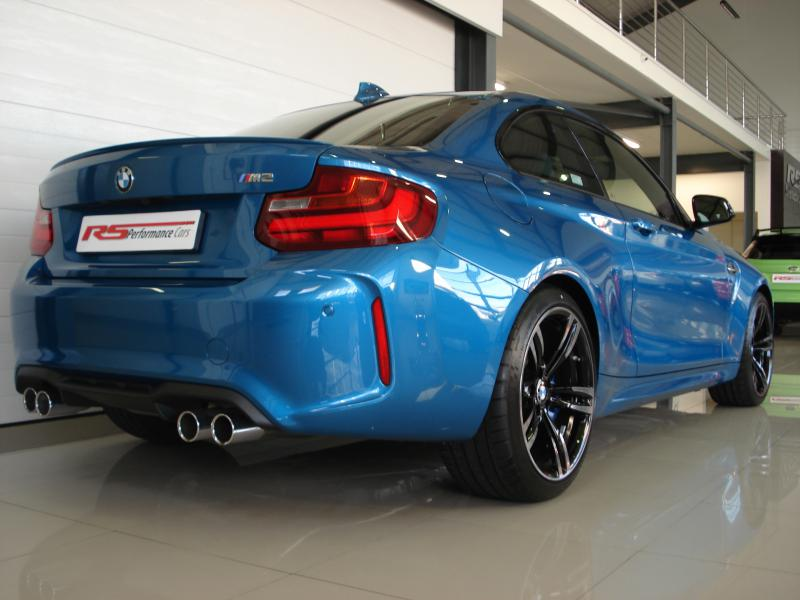 2016 bmw m2 coupe m dct for sale r 1 049 000 rs performance cars quality pre owned. Black Bedroom Furniture Sets. Home Design Ideas