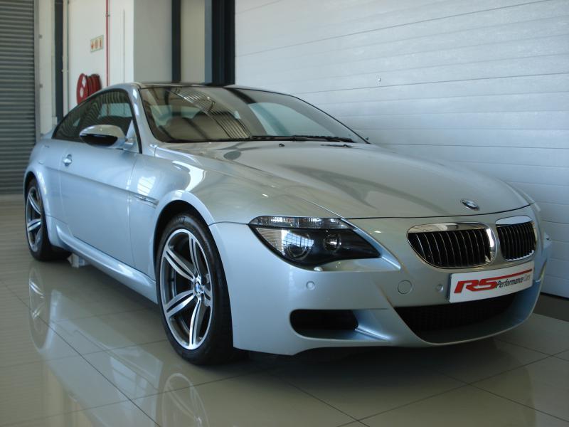 2007 BMW M6 Coupe (E63)