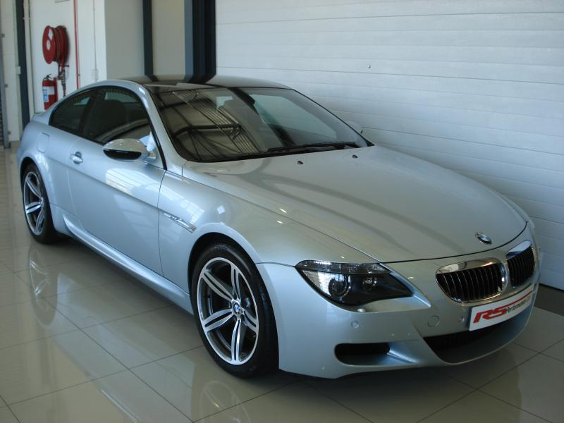 2007 bmw m6 coupe e63 for sale r 379 000 rs performance cars quality pre owned. Black Bedroom Furniture Sets. Home Design Ideas