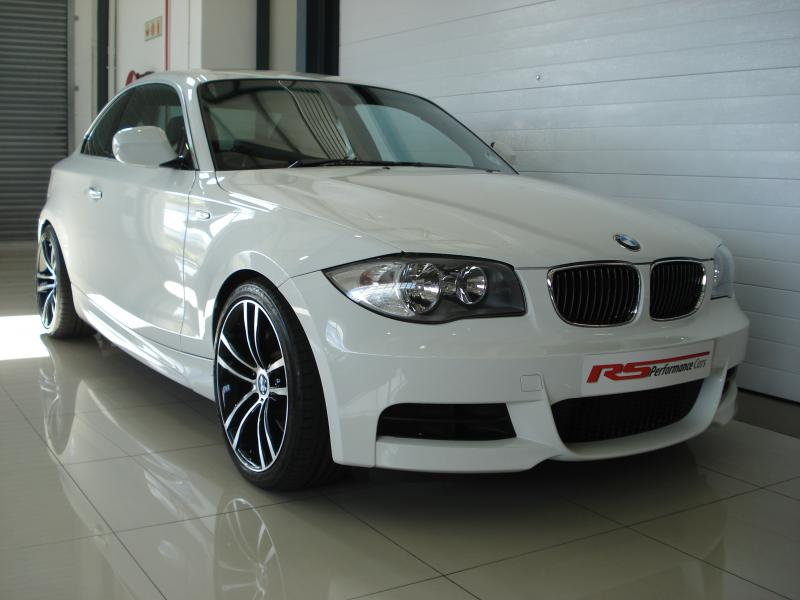 2010 BMW 135i Coupe M-Sport DCT