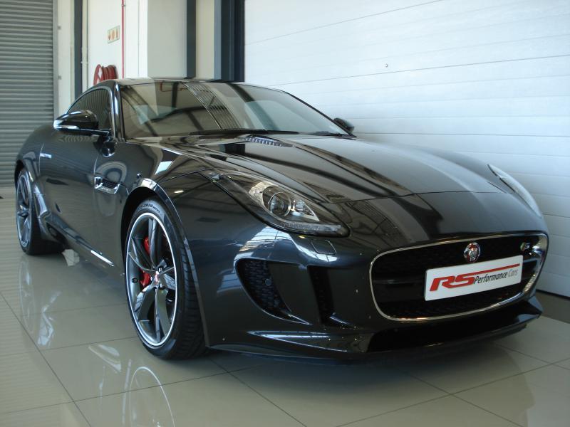 2014 Jaguar F-Type S 3.0 V6 Coupe