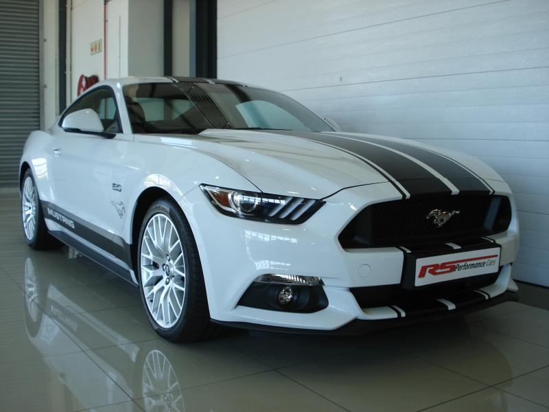 2016 Ford Mustang 5.0 GT A/T