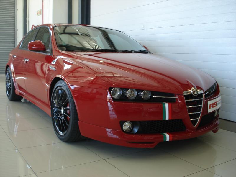 2012 Alfa Romeo 159 1750 TBi Ti