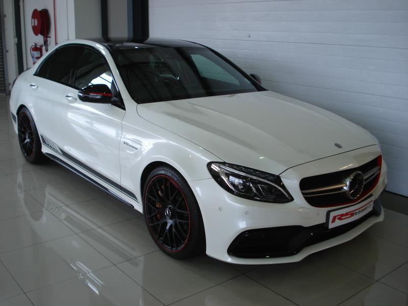 2015 mercedes amg c63 s edition 1 for sale r 1 099 000 rs performance cars quality pre. Black Bedroom Furniture Sets. Home Design Ideas