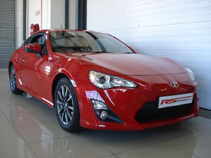 2013 Toyota 86 2.0 Standard