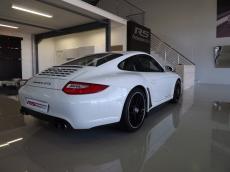 2011 Porsche 911 Carrera GTS - Rear 3/4