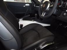 2011 Porsche 911 Carrera GTS - Interior