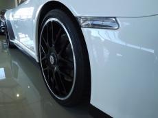 2011 Porsche 911 Carrera GTS - Wheel