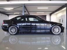 2004 BMW M3 CSL (E46) - Side