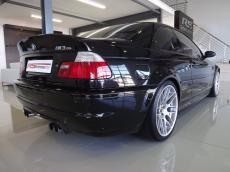 2004 BMW M3 CSL (E46) - Rear 3/4