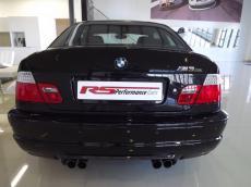 2004 BMW M3 CSL (E46) - Rear